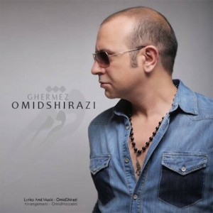دانلود آهنگ جدید امید شیرازی به نام قرمز