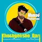 دانلود آهنگ جدید احمد شاکرمی به نام خوشگلیشو داری