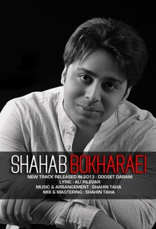 Bokharaei -  دانلود آهنگ جدید شهاب بخارایی به نام دوست دارم