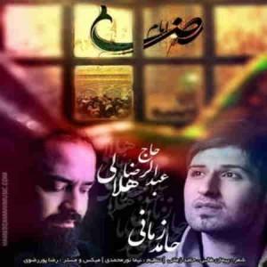 دانلود آهنگ جدید حامد زمانی به نام امام رضا